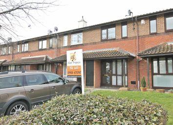 Thumbnail 2 bed terraced house to rent in Tadmarton, Downhead Park, Milton Keynes