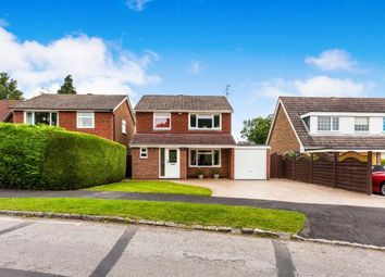Thumbnail 3 bed detached house for sale in Hophurst Drive, Crawley Down, West Sussex, Crawley Down