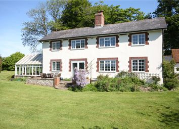 Thumbnail 4 bed detached house for sale in Notton, Dorchester, Dorset
