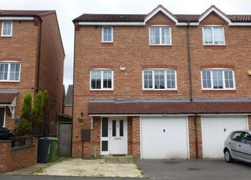 Thumbnail 4 bedroom property to rent in Wheelwright Close, Darlaston, Wednesbury