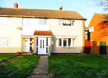 Thumbnail 3 bed semi-detached house for sale in Silverton Road, Swindon