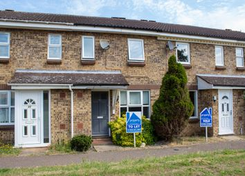 Thumbnail 2 bedroom terraced house to rent in Field View Gardens, Beccles