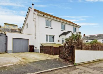 Thumbnail 4 bed detached house for sale in Elliston Gardens, Porthleven, Helston
