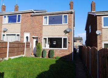 Thumbnail 3 bed semi-detached house for sale in Edmund Avenue, Brinsworth, Rotherham