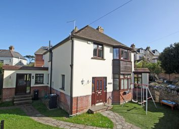 Thumbnail 4 bed detached house for sale in Taunton Road, Swanage