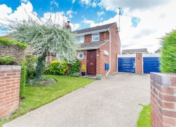 Thumbnail 3 bedroom semi-detached house for sale in Hurst Road, Twyford, Reading