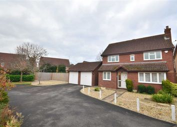 Thumbnail 4 bed detached house for sale in Daffodil Close, Abbeymead, Gloucester