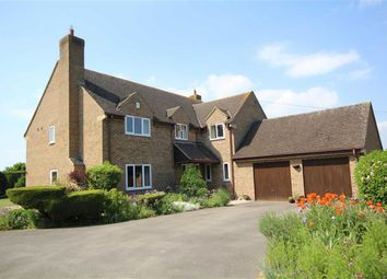 Thumbnail 5 bed detached house for sale in Steppingstones Lane, Bourton, Wiltshire
