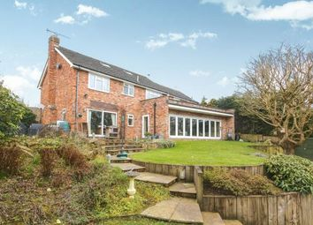 Thumbnail 5 bed detached house for sale in Northmead, Prestbury, Macclesfield, Cheshire