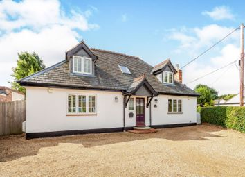 Thumbnail 4 bed property for sale in Warfield Street, Bracknell