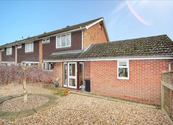 Thumbnail 3 bed end terrace house for sale in Oxford Close, Great Cornard, Sudbury