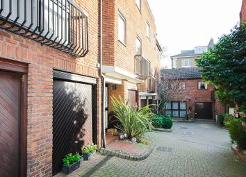 Thumbnail 3 bedroom town house to rent in Belsize Lane, London, Greater London.