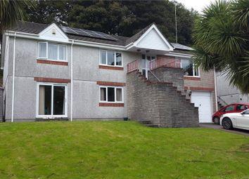 Thumbnail 4 bed detached house for sale in Gwel An Nans, Liskeard, Cornwall