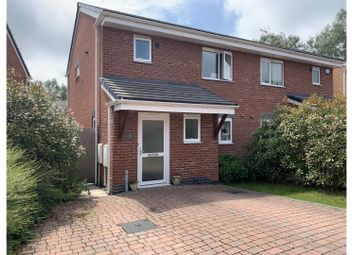 Bancroft Way, Leicester LE6. 3 bed semi-detached house for sale