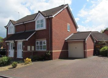 Thumbnail 3 bed semi-detached house to rent in Greenfield Close, Warndon Villages