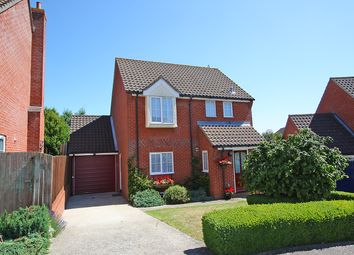 Thumbnail 3 bed detached house for sale in Wellfield, Halstead