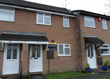 Thumbnail 1 bed terraced house to rent in Pant Yr Helyg, Fforestfach, Swansea