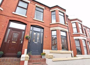 3 bed terraced house for sale in Cromer Road, Aigburth, Liverpool L17.
