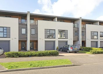 Thumbnail 4 bedroom terraced house for sale in Burnbrae Place, East Craigs, Edinburgh