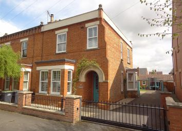 Thumbnail 4 bed end terrace house for sale in Victoria Avenue, Sleaford