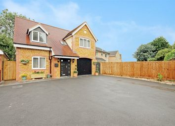 Thumbnail 4 bedroom detached house for sale in Billing Lane, Overstone, Northampton
