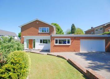 Thumbnail 4 bed detached house for sale in High View, Ponteland, Newcastle Upon Tyne