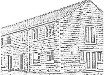 Thumbnail 3 bed mews house to rent in Rectory Mews, Melton Road, Waltham On The Wolds