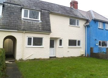 Thumbnail 3 bed terraced house to rent in City Road, Haverfordwest