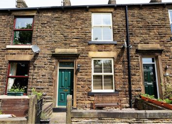 Thumbnail 3 bed terraced house for sale in Midland Terrace, New Mills