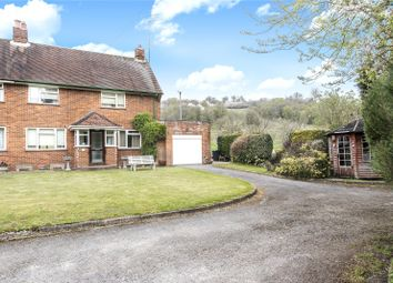 Thumbnail 3 bed semi-detached house for sale in Basingstoke Road, Shalden, Alton