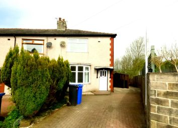Thumbnail 2 bed town house for sale in Ryefield Avenue West, Haslingden, Rossendale