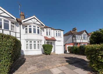 Thumbnail 5 bed semi-detached house for sale in Wynchgate, London