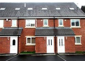 Thumbnail 4 bed town house for sale in Partington Mews, Partington Street, Rochdale, Greater Manchester.