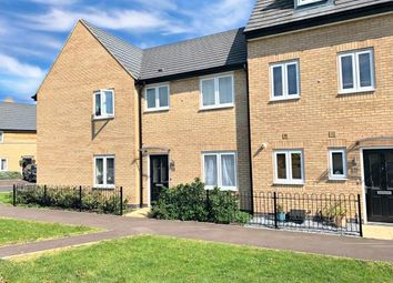 Thumbnail 3 bed terraced house for sale in Meadow Gardens, Huntingdon, Cambridgeshire