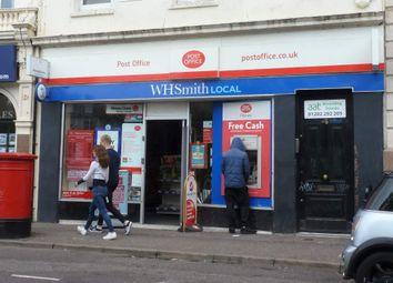 Thumbnail Retail premises for sale in Bournemouth, Dorset