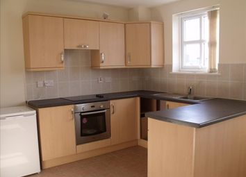 Thumbnail 2 bedroom flat to rent in Richmond Court, Wright Street, Blyth