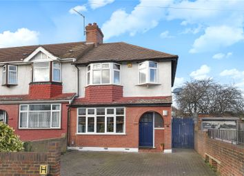 Thumbnail End terrace house for sale in Tasmania Terrace, Edmonton, London