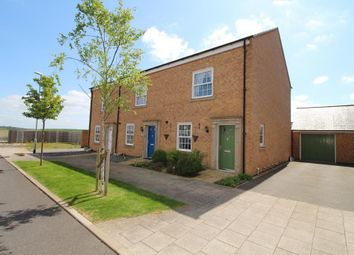 Thumbnail 3 bed semi-detached house for sale in Elton Street, Corby