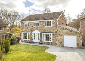 Thumbnail 5 bed detached house for sale in East Causeway Vale, Leeds, West Yorkshire