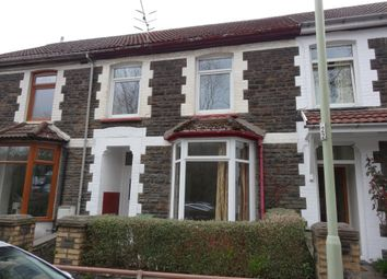 Thumbnail 4 bed terraced house to rent in Berw Road, Pontypridd