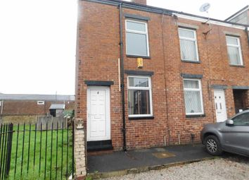 Thumbnail 2 bed end terrace house for sale in John Street, Bredbury, Stockport