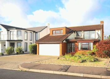 Thumbnail 3 bed detached house for sale in Whitcliffe Drive, Penarth