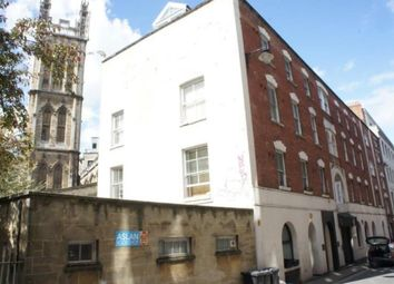 Thumbnail 2 bedroom flat for sale in St. Stephens Street, Bristol