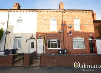 Thumbnail 2 bed terraced house to rent in St. Stephens Road, Selly Oak, Birmingham, West Midlands.