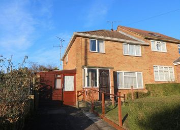 Thumbnail 3 bed semi-detached house for sale in Hobart Close, High Wycombe