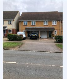 Thumbnail 4 bed terraced house to rent in Saxon Heights, Brixworth, Northampton