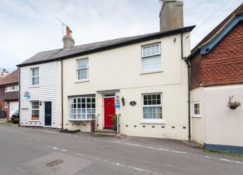 Thumbnail 3 bed end terrace house for sale in Front Street, Ringwould, Deal