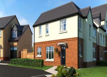 Thumbnail 3 bed detached house for sale in The Bergman Gibfield Park Avenue, Atherton, Manchester