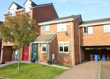 Thumbnail 3 bedroom semi-detached house for sale in Hayling Close, Bury
