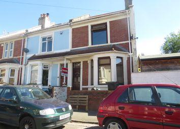Thumbnail 3 bed end terrace house for sale in Friezewood Road, Ashton, Bristol